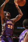 Phoenix Suns v Miami Heat: Earl Clark Photographic Print by Victor Baldizon