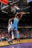New Orleans Hornets v Sacramento Kings: Trevor Ariza Photographic Print by Rocky Widner