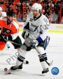 Simon Gagne 2010-11 Action Photo