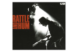 U2 - Rattle and Hum Photo