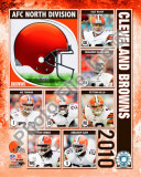 2010 Cleveland Browns Team Composite Photo