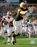 Heath Miller 2010 Action Photo