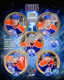 2010-11 Edmonton Oilers Team Composite Photo