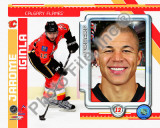 Jarome Iginla 2010 Studio Plus Photo