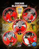 2010-11 Chicago Blackhawks Team Composite Photo