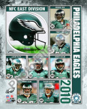 2010 Philadelphia Eagles Team Composite Photo