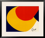 Convection Prints by Alexander Calder