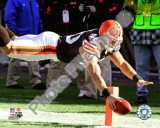 Peyton Hillis 2010 Action Photo
