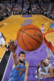 New Orleans Hornets v Sacramento Kings: Marci Belinelli Photographic Print by Rocky Widner