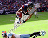 Arian Foster 2010 Action Photo