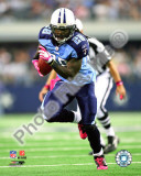 Chris Johnson 2010 Action Photo
