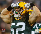 Clay Matthews 2010 Action Fotografía