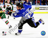 Martin St. Louis 2010-11 Action Photo