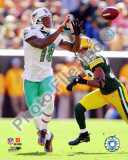 Brandon Marshall 2010 Action Photo