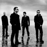 U2 Leinwand