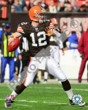 Colt McCoy 2010 Action Photo