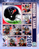 2010 Houston Texans Team Composite Photo