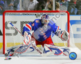 Henrik Lundqvist 2010-11 Action Photo