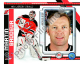 Martin Brodeur 2010 Studio Plus Photo