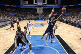 Memphis Grizzlies v Orlando Magic: Mike Conley Photographic Print by Fernando Medina