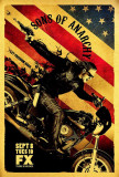 Sons of Anarchy Masterdruck