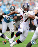 Knowshon Moreno 2010 Action Photo