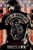 Zákon gangu – Sons of Anarchy Plakát