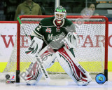 Niklas Backstrom 2010-11 Action Photo