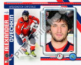 Alex Ovechkin 2010 Studio Plus Photo