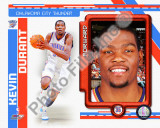 Kevin Durant 2010-11 Studio Plus Photo