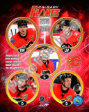 Calgary Flames 2010-11 Team Composite Photo