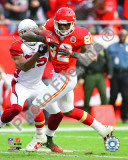 Dwayne Bowe 2010 Action Photo