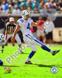 Adam Vinatieri 2010 Action Photo