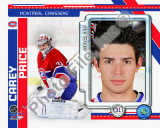Carey Price 2010 Studio Plus Photo