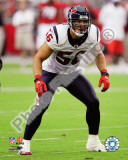 Brian Cushing 2010 Action Photo