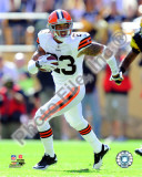 Joe Haden 2010 Action Photo