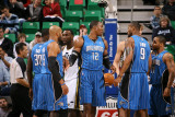 Orlando Magic v Utah Jazz: Photographic Print by Melissa Majchrzak