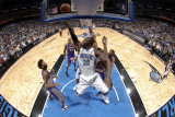 Phoenix Suns v Orlando Magic: Brandon Bass Photographic Print by Fernando Medina