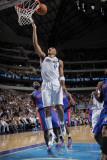 Detroit Pistons v Dallas Mavericks: Shawn Marion Photographic Print by Glenn James