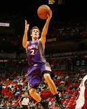 Phoenix Suns v Miami Heat: Goran Dragic Photographic Print by Issac Baldizon