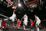 Los Angeles Clippers v Minnesota Timberwolves: Kevin Love Photographic Print by David Sherman