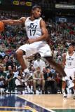 Milwaukee Bucks v Utah Jazz: Ronnie Price Photographic Print by Melissa Majchrzak