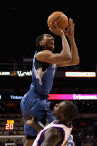 Minnesota Timberwolves v Phoenix Suns: Wesley Johnson and Grant Hill Photographic Print by Christian Petersen