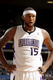 New Jersey Nets v Sacramento Kings: DeMarcus Cousins Photographic Print by Don Smith
