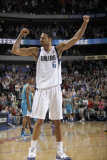 New Orleans Hornets v Dallas Mavericks: Tyson Chandler Photographic Print by Danny Bollinger