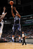Memphis Grizzlies v Orlando Magic: Rudy Gay Photographic Print by Fernando Medina