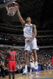 Chicago Bulls v Dallas Mavericks: Tyson Chandler Photographic Print by Glenn James