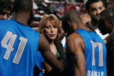 Texas Legends v Idaho Stampede: Nancy Lieberman Photographic Print by Otto Kitsinger