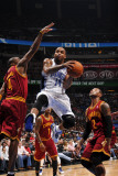 Cleveland Cavaliers v Orlando Magic: Jameer Nelson Photographic Print by Fernando Medina