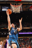 Minnesota Timberwolves v Phoenix Suns: Kevin Love Photographic Print by Barry Gossage
